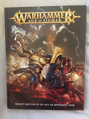 Warhammer Age of Sigmar Mighty battles in an Age of Unending War