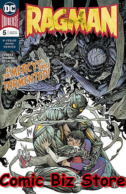 Ragman #5 (Of 6) (2018) 1St Printing Bagged & Boarded Dc Comics
