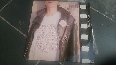 THE SMITHS lucinda williams SANDIE SHAW a.r ISRAELI LP ROUGH TRADE ISRAEL ONLY