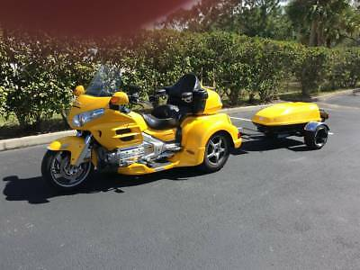 2010 Honda Gold Wing  2010 Honda Gold Wing Trike. Excellent condition.