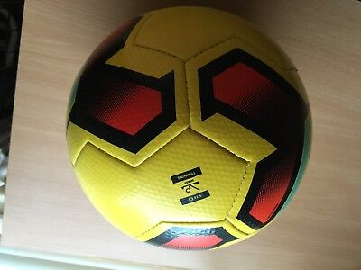 Soccer Ball Size 5 - Red - Yellow - Green
