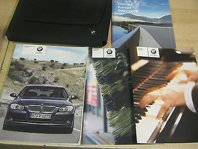 Bmw 3 series e90e91 saloon touring m3 owners manual handbook bmw 3 series saloon estate owners manual handbook pack 2005 2008 ref m58 sciox Gallery