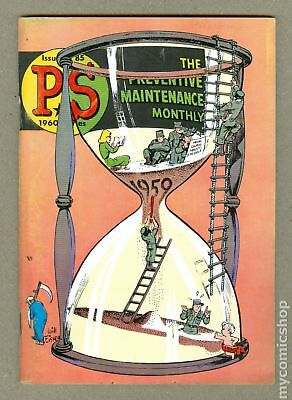 PS The Preventive Maintenance Monthly #85 1960 VG/FN 5.0