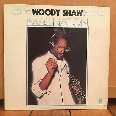 Woody Shaw - Imagination (Muse 1988) Top Zustand!!!