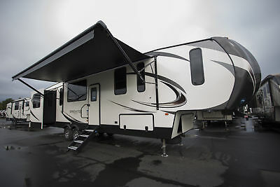 Huge Sale Must See New 2018 Keystone Sprinter 3530Fwden 5Th Wheel Camper