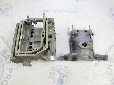 837-7379A4 7694A2 Mercury 7.5 & 9.8 Hp Outboard Cylinder Block NOS