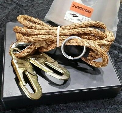 NEW Bridle Ropefor Cable Lasher GMP J2 & C2