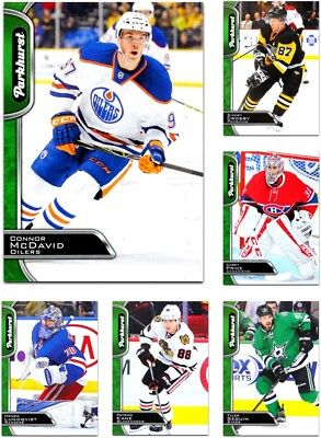 2016-17 Parkhurst **** PICK YOUR CARD **** From The Base SET [1-150]