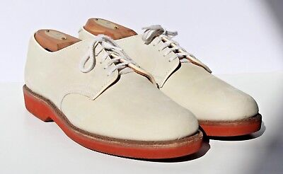 COLE HAAN 7-1/2 D/B Off-White Reverse