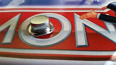 AFL Monopoly Top Hat Playing Token -  Free Postage