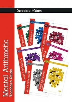Mental Arithmetic Teacher's Guide: Years 2-7, Ages 6-12