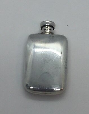 Tiffany & Co. Vintage Sterling Silver Small Perfume Bottle Flask