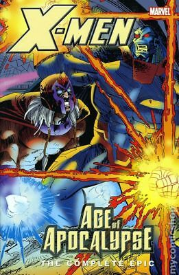 X-Men Age of Apocalypse TPB (Marvel) The Complete Epic #4-1ST 2006 FN