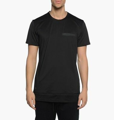 New PUMA x Stampd mens short sleeve tee shirt medium m black street active wear