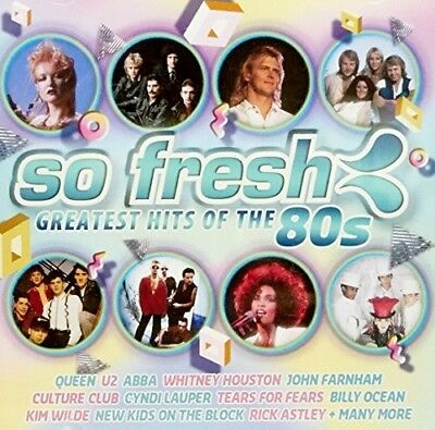 Various Artists - So Fresh: Greatest Hits Of The 80's / Various [New CD] Austral