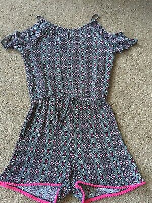 Girls summer playsuit age 13
