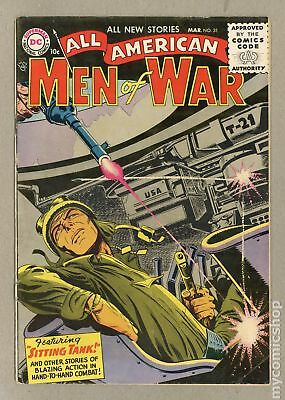 All American Men of War #31 1956 VG+ 4.5