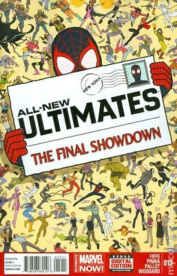 All New Ultimates #12 2015 VF Stock Image
