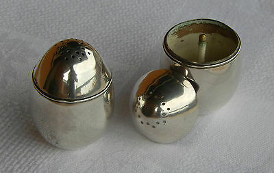 Set salino e pepino in argento 925 - Salt and pepper set in silver