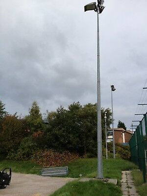 Lamp post , 8m , Galvanised