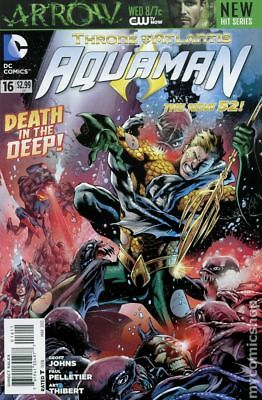 Aquaman (5th Series) #16A 2013 VF Stock Image