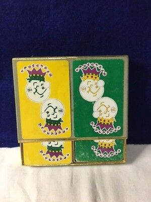 Reddy Kilowatt Double Deck 1940's-50's Playing Cards Good Condition