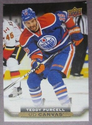 2015-16 Upper Deck Canvas Series Two (C121-C210) U-Pick From List