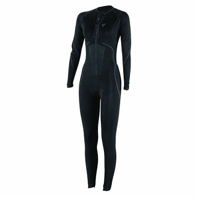 Dainese D-Core Dry Womens Base Layer Suit Black/Anthracite