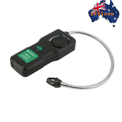 New Combustible Gas Leak Detector Propane Natural Gas With Sound Light Alarm (N)