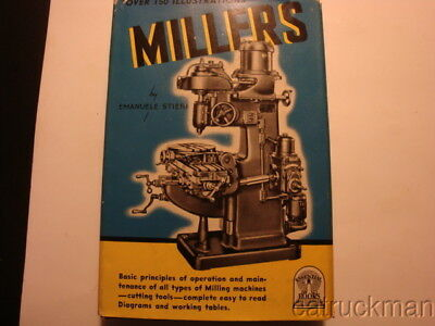 """Small Format Book """"Millers"""" Published in 1943"""