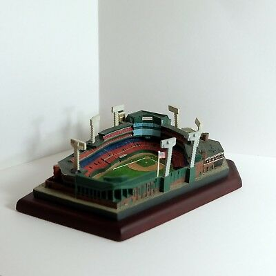 The Danbury Mint Old Fenway Park Home of Boston Red Sox - Cooperstown Collection