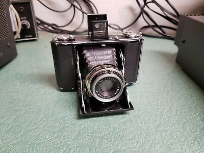 Zeiss IKON Ikonta Vtg Folding Camera 520/16  From Collection