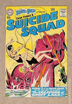 Brave and the Bold (1st Series DC) #27 1960 VF+ 8.5