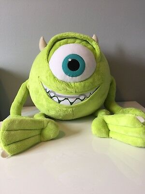 """Disney Monsters University MIKE Extra Large Plush Soft Toy - Body over 12"""" wide"""