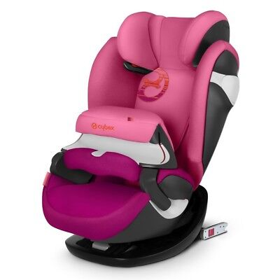 Car seat group 1/2/3 Kg. 9-36 Pallas M-Fix Passion Pink Purple Cybex