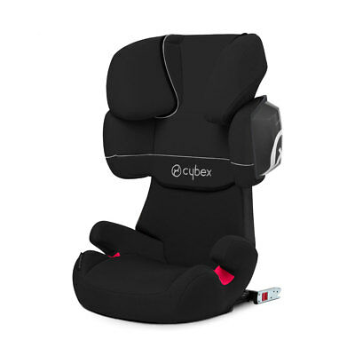 Baby car seat SOLUTION X2-FIX Pure Black black Cybex