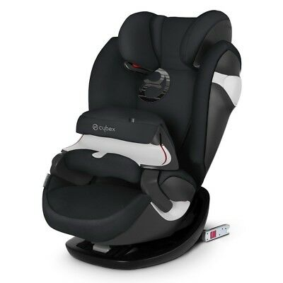 Car seat group 1/2/3 Kg. 9-36 Pallas M-Fix Lavastone Black Black Cybex