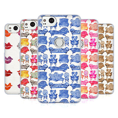 Official Cat Coquillette Patterns 2 Soft Gel Case For Amazon Asus Oneplus