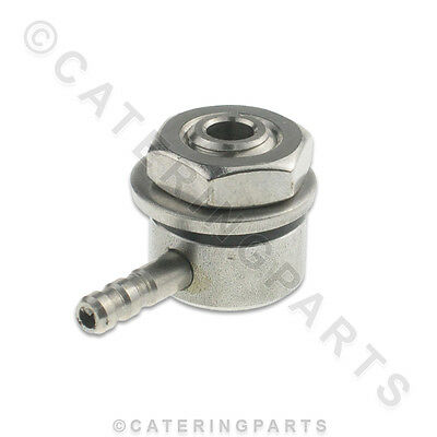 Detergent Inlet Stainless Steel Connecting Elbow Adaptor For Dish / Glasswasher