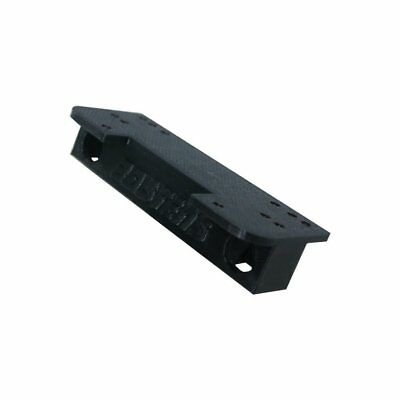 Bastens winch mount plate for the Axial Wraith stock bumper - predrilled holes /