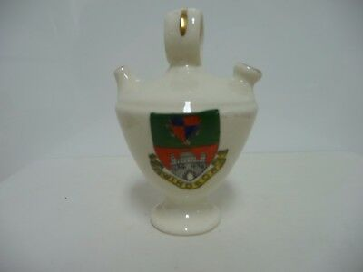 B M    ~ Crested China - Windsor  -  Drinking Vessel
