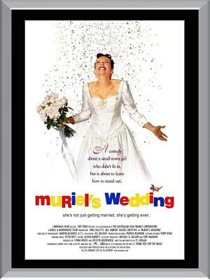 Muriels Wedding A1 To A4 Size Poster Prints