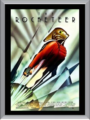 The Rocketeer A1 To A4 Size Poster Prints