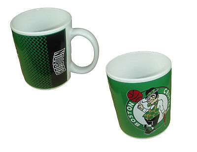 Boston Celtics Kaffeebecher Tasse
