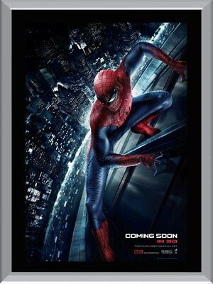 Spiderman 3d A1 To A4 Size Poster Prints