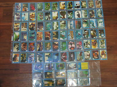 ET The Extra-Terrestsrial - 87 Card Set Complete 1982 Canadian Bilingual Ed.