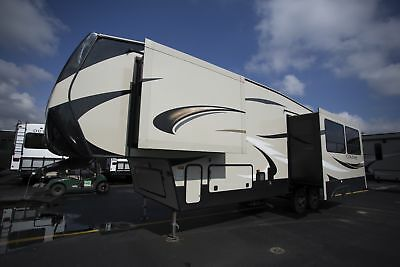 I Beat Show Pricing 2018 Cougar 310Rls Fifth Wheel Rear Living Camper Rv