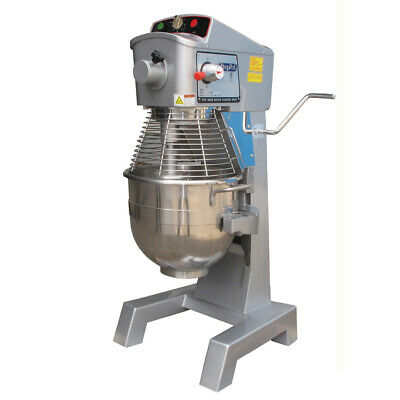 NEW 30 Qt Mixer Planetary Table Top Atosa PPM-30 #7478 Commercial Mixing Machine