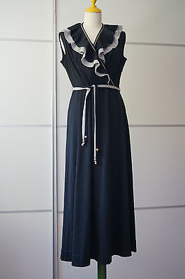 Vintage Kleid Maxi dress  70er 70s