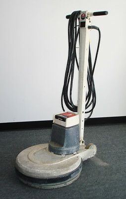 """Floor Machine By Advance, Matador, 19"""" Base, Used, Pad Driver Included, #24"""